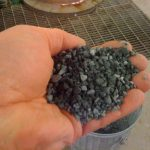 crushed basalt