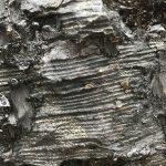 lava that burned wood