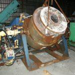 tilted furnace